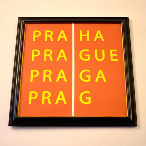 2014年11月5日〜 若手研究者「三浦植幸」をチェコ共和国・プラハに派遣