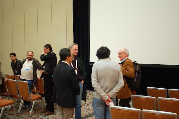 2016年3月15日 米国物理学会(APS March Meeting 2016)