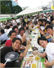 O-do-ri Beer Garden 2010