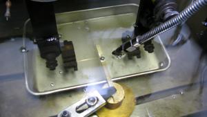 Wire Spark Cutter
