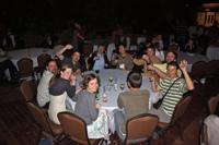 01JUL2010 網塚教授と欧州の研究者達 @SCES2010 Santa Fe