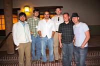 01JUL2010 柳澤特任助教と米国の研究者達 @SCES2010 Santa Fe
