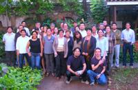 13SEP2011 重い電子系に関する日伯(Japan-Brazil)ミニワークショップ @CPBF, Brazil