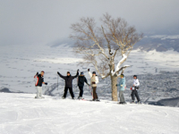 22FEB2012 研究室スキー合宿2012 @富良野