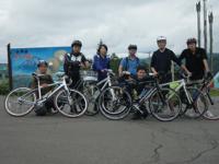 23AUG2012 極低温自転車部 羊蹄を望む旅'12