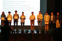 13MAY2016 SCES2016(杭州)で 齋藤開君(大学院生)のポスター発表がBest Poster Prizeに